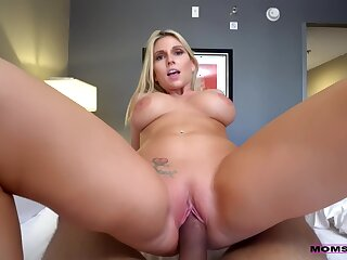 Christie Stevens - Mom Makes Me Cum In Hd
