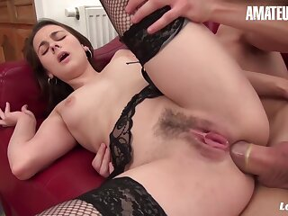 Sexy French Teen Hardcore Anal Fucking With Fortuitous Shine - Amateureuro