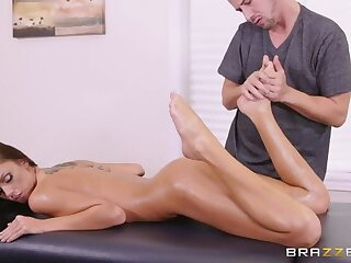 Massaging Whitney Westgate